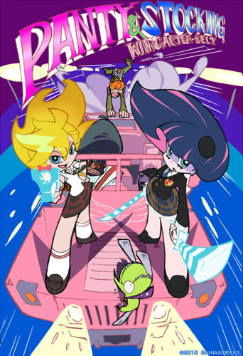 Panty & Stocking with the Garterbelt